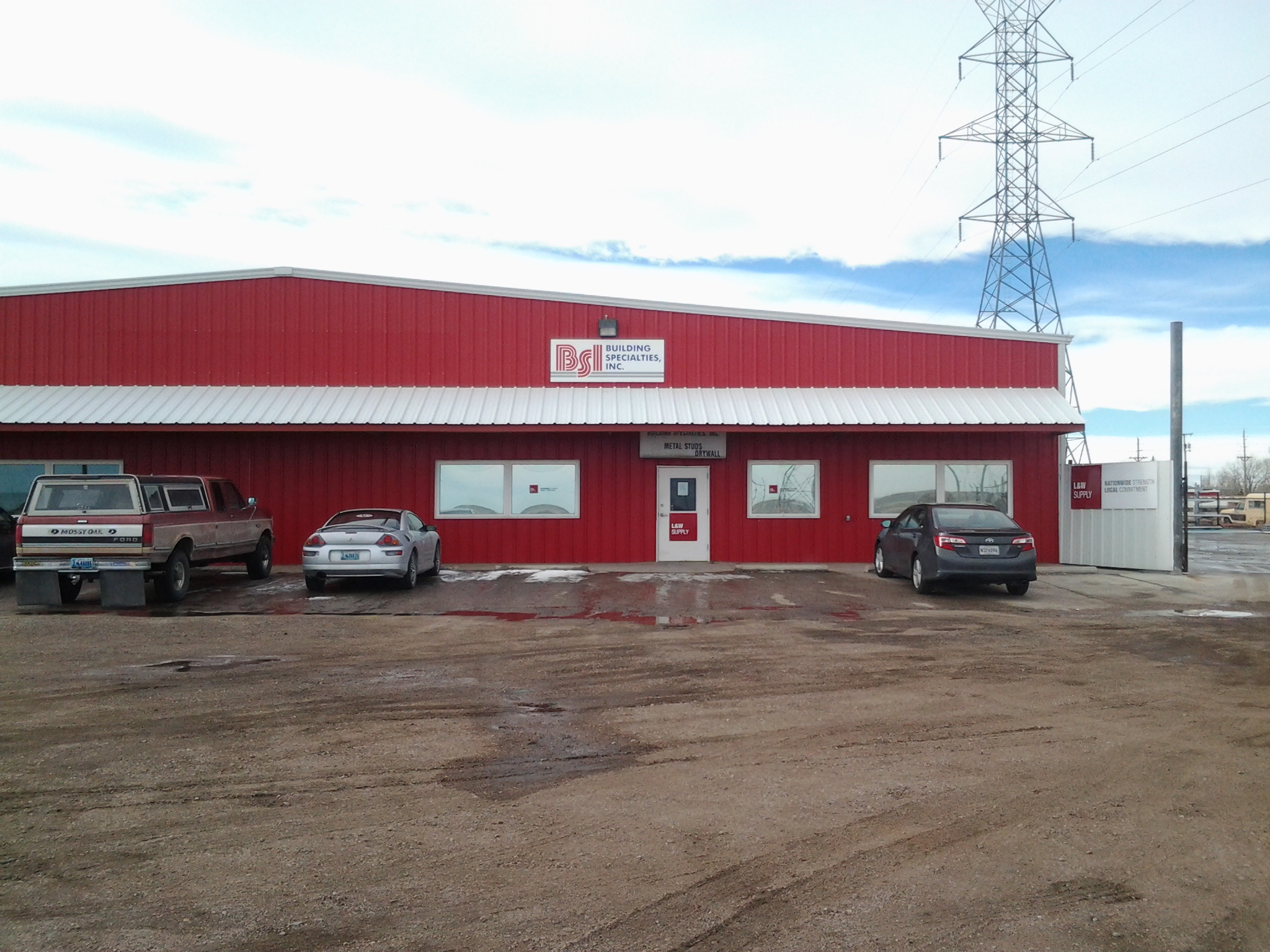 Building Materials Amp Construction Supplies Cheyenne Wy