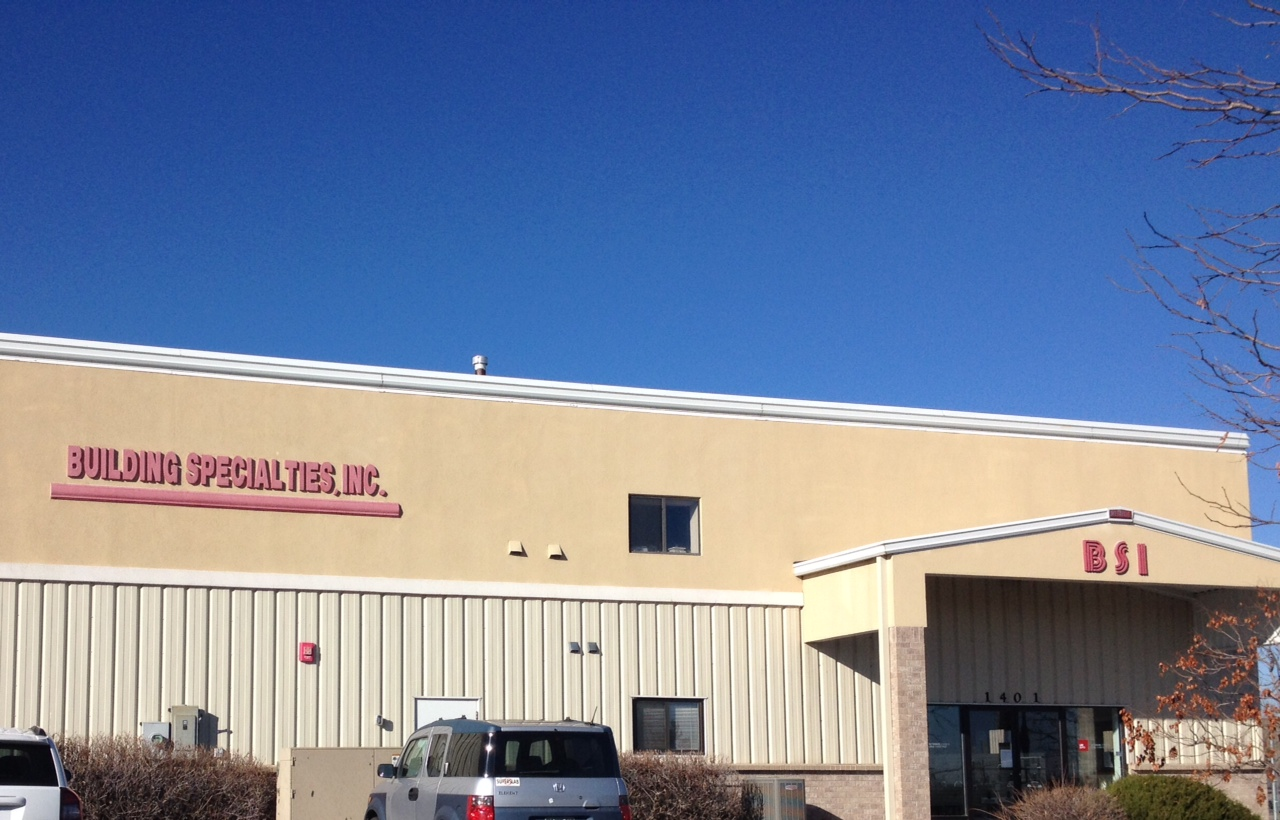 Building supplies construction materials ft collins co for Exterior z furring channel