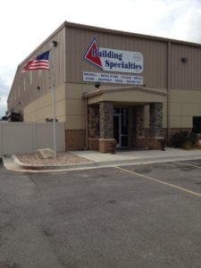 Building Specialties, Spanish Fork, UT Construction Materials