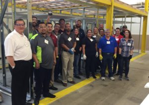 L&W Supply and USG in Ceilings Training